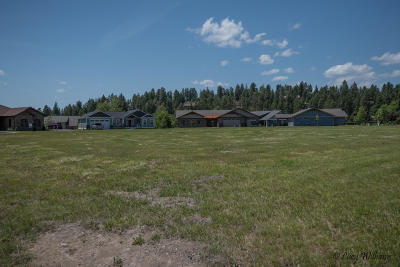 Flathead County Residential Lots & Land For Sale: 735 Mill Camp Road
