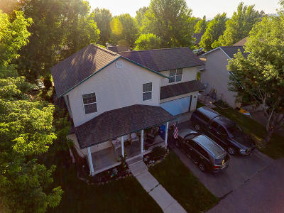 Missoula Single Family Home For Sale: 2107 Inverness Place