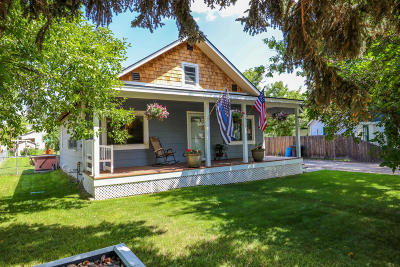 Flathead County Single Family Home For Sale: 1303 6th Avenue West