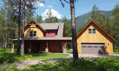 Lincoln County Single Family Home For Sale: 65 Lakota Loop