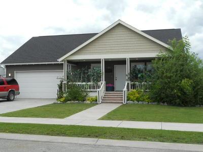 Kalispell MT Single Family Home For Sale: $329,900
