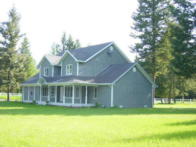 Bigfork Single Family Home For Sale: 255 Tree Farm Trail