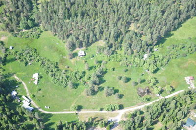 Sanders County Residential Lots & Land For Sale: 58 Mosquito Creek Road
