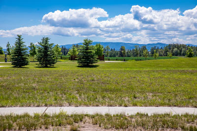 Flathead County Residential Lots & Land For Sale: 158 West Swift Creek Way