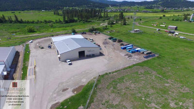 Kalispell Commercial For Sale: 1410 U.s. Hwy 2 West