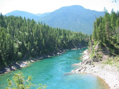 Columbia Falls Residential Lots & Land For Sale: 1863 Flathead River Ranch Way