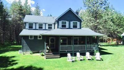 Trout Creek Single Family Home For Sale: Old Highway 200