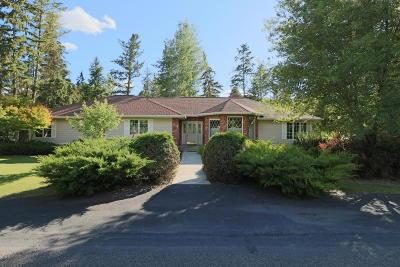 Flathead County Single Family Home For Sale: 612 Sylvan Court