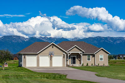 Kalispell Single Family Home For Sale: 125 Goose Lane