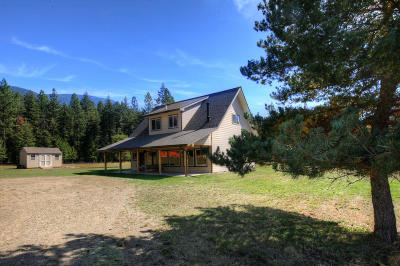 Thompson Falls Single Family Home For Sale: 12 Fame Road
