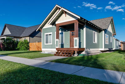 Missoula MT Single Family Home For Sale: $359,900