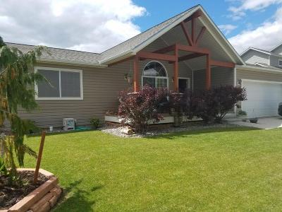 Missoula MT Single Family Home For Sale: $294,900
