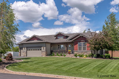 Kalispell Single Family Home For Sale: 17 Kintla Way