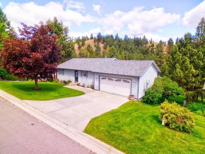 Lolo Single Family Home For Sale: 11136 Cherokee Lane
