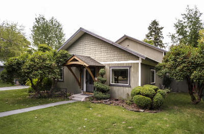Whitefish Single Family Home For Sale: 1028 East 3rd Street