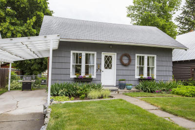 Whitefish, Olney Single Family Home Under Contract Taking Back-Up : 427 Somers Avenue