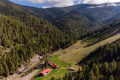 Missoula County Residential Lots & Land For Sale: 5250 Marshall Canyon Road