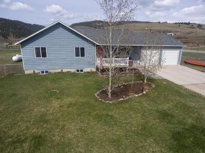 Missoula Single Family Home For Sale: 12310 O'keefe Creek Boulevard