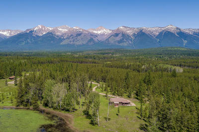 Condon, Potomac, Seeley Lake Single Family Home For Sale: 3919 Scenic Drive
