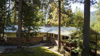 Missoula Single Family Home For Sale: 3600 Pattee Canyon Road
