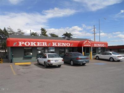 Kalispell Commercial For Sale: 725 East Idaho Street