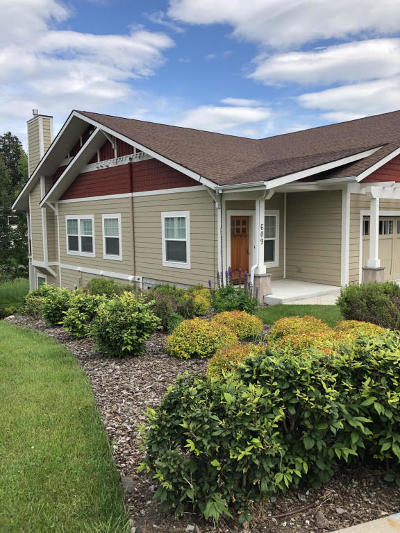 Whitefish Single Family Home For Sale: 609 Geddes Avenue