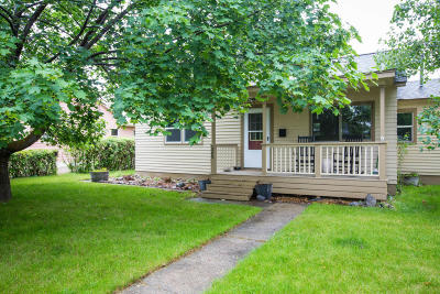 Missoula Single Family Home For Sale: 309 Benton Avenue