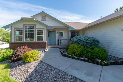 Missoula Single Family Home For Sale: 2414 Garland Drive