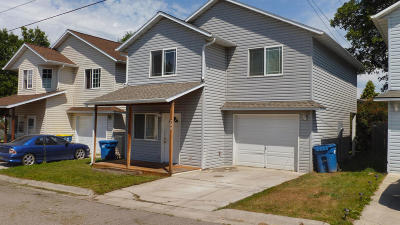 Missoula Single Family Home For Sale: 709 Kemp Street
