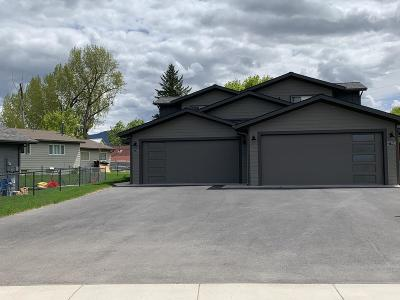 Missoula Single Family Home For Sale: 2770-B Hamilton Way