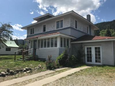 Lincoln County Single Family Home For Sale: 208 Missoula Avenue