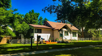 Missoula Single Family Home For Sale: 1740 South 12th Street West