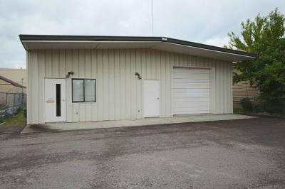 Flathead County Commercial Under Contract Taking Back-Up : 171 4th Avenue West North