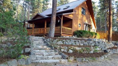 Stevensville Single Family Home For Sale: 206 Sleepy Hollow Trail