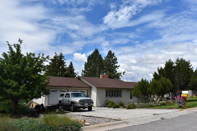 Missoula Single Family Home For Sale: 902 Parkview Way