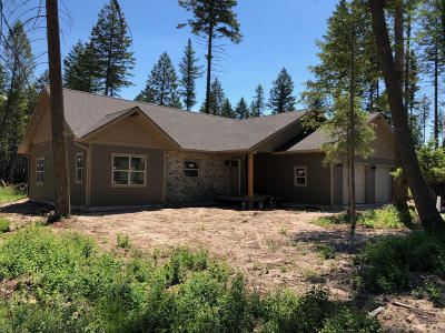 Columbia Falls Single Family Home For Sale: 1109 Timber Ridge Court