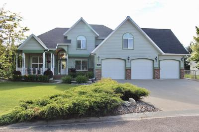 Kalispell Single Family Home For Sale: 22 Chip Court