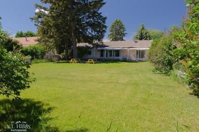 Kalispell Single Family Home For Sale: 1213 8th Avenue East