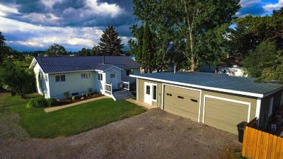 Kalispell Single Family Home Under Contract Taking Back-Up : 51 Twin Acres Drive