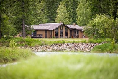 Lincoln County Single Family Home For Sale: 2378 Lake Creek Road