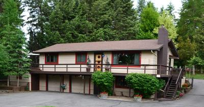 Whitefish Single Family Home For Sale: 328 Karrow Avenue