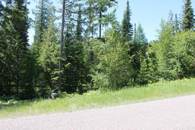Whitefish Residential Lots & Land Under Contract Taking Back-Up : 200 Woodlandstar Circle
