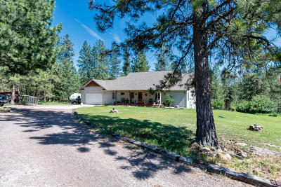 Frenchtown Single Family Home Under Contract Taking Back-Up : 17468 Monarch Lane