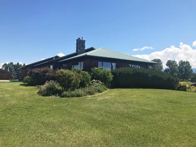 Ravalli County Single Family Home For Sale: 675 Warbler Lane