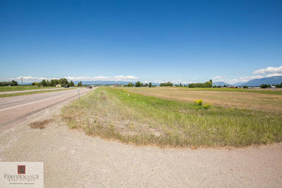 Kalispell Residential Lots & Land For Sale: 3261 Us Highway 93 North