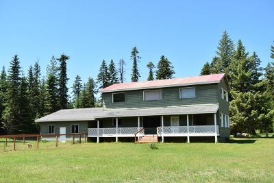 Bigfork Single Family Home For Sale: 255 Sherman Lane