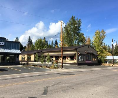 Flathead County Commercial Under Contract Taking Back-Up : 1832 Baker Avenue