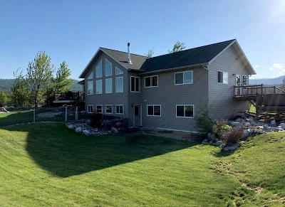 Kalispell MT Single Family Home For Sale: $628,000