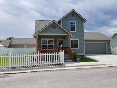 Missoula Single Family Home For Sale: 4835 Potter Park Loop