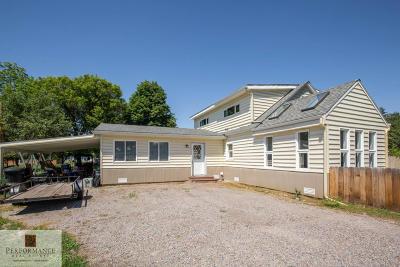 Kalispell MT Single Family Home For Sale: $270,000